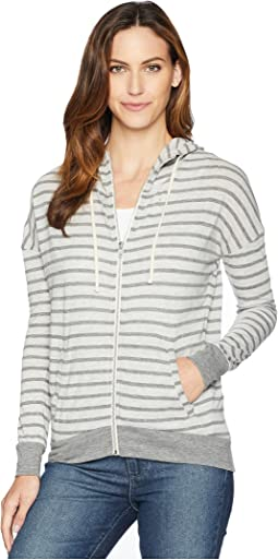 Eco Grey Riviera Stripe