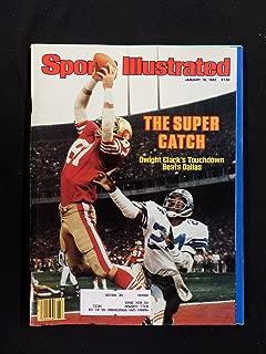 Sports Illustrated, January 18, 1982, Vol. 56, No. 2