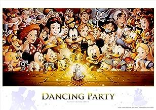 Tenyo (D-284) Disney Dancing Party Jigsaw Puzzle (300 Piece)