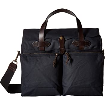 Filson 24 Hour Tin Briefcase Navy One Size