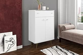Moveis Bechara Vicenza Dresser - White