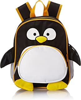 Rockland My First Backpack, Black (Black) - B01-PENGUIN