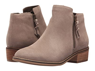 Blondo Liam Waterproof Bootie (Mushroom Suede) Women