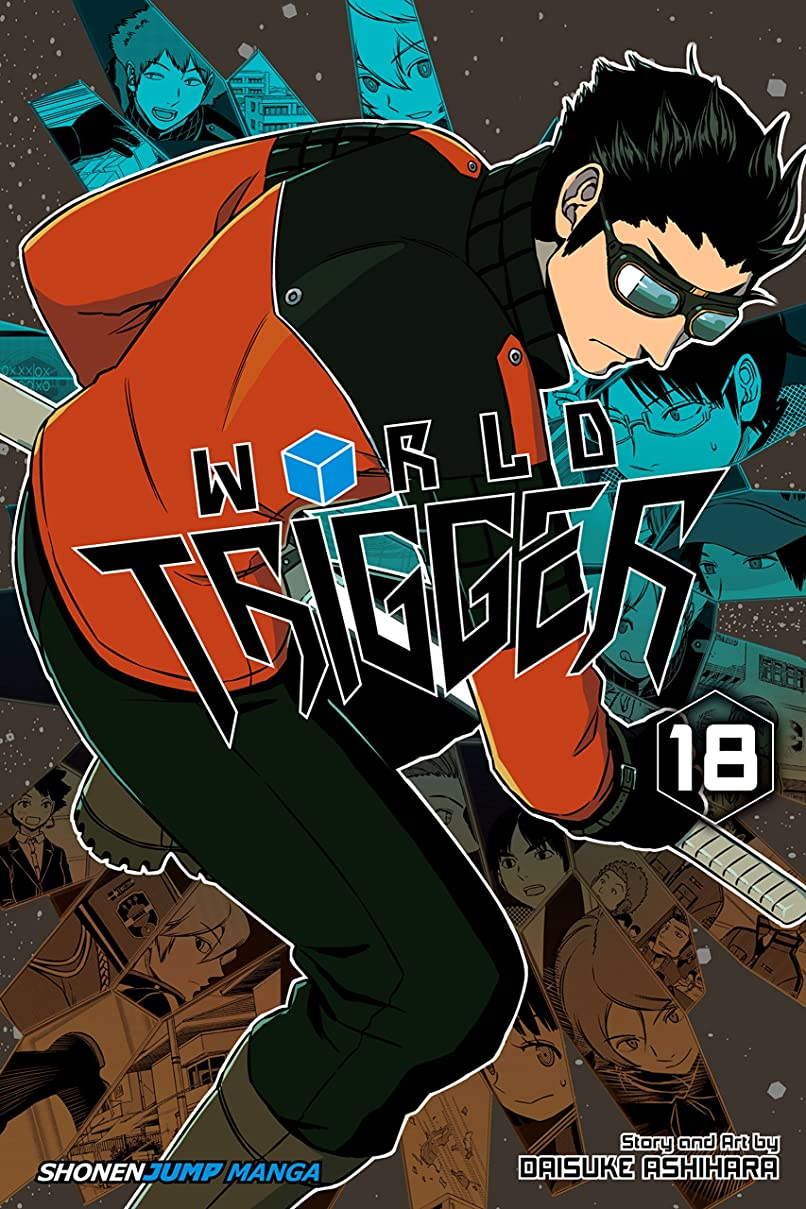 一プラカード想定するWorld Trigger, Vol. 18 (English Edition)