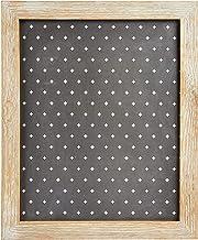 "AmazonBasics Rustic Wood Picture Frame - 8"" x 10"", Driftwood"