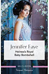 Heiress's Royal Baby Bombshell (The Cattaneos' Christmas Miracles Book 2) Kindle Edition