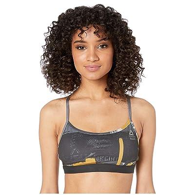 Reebok Crossfit Skinny Bra Digital Crossfit (Black) Women
