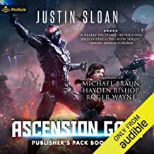 Ascension Gate: Publisher's Pack: Ascension Gate, Books 1-2