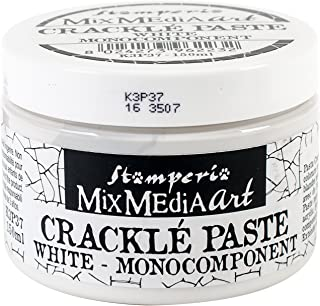 Stamperia K3P37 Crackle Paste 150 ml, Multicolor, 7.5cmX6cm