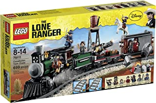 LEGO Lone Ranger 79111 Constitution Train Chase LEGO