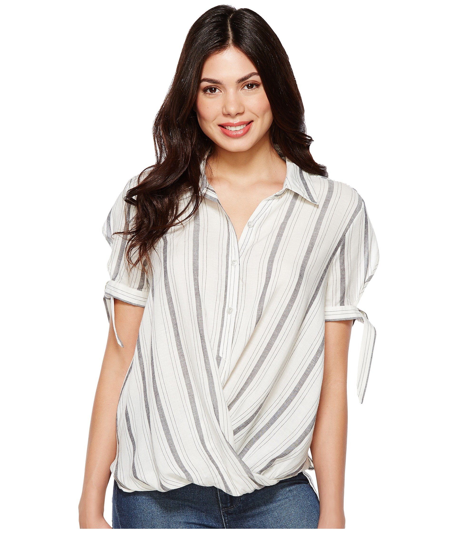 Striped Detailed Shirt in Me and You
