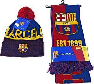 FC Barcelona Soccer Scarf Official Licensed and Barcelona...