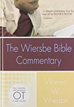 Best warren wiersbe commentary be series Reviews