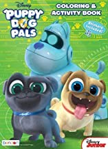 Bendon 42318 Puppy Dog Pals 32-Page Activity Book with Stickers