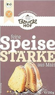 Bauckhof Speisestärke Mais glutenfrei, 6er Pack 6 x 250 g - Bio