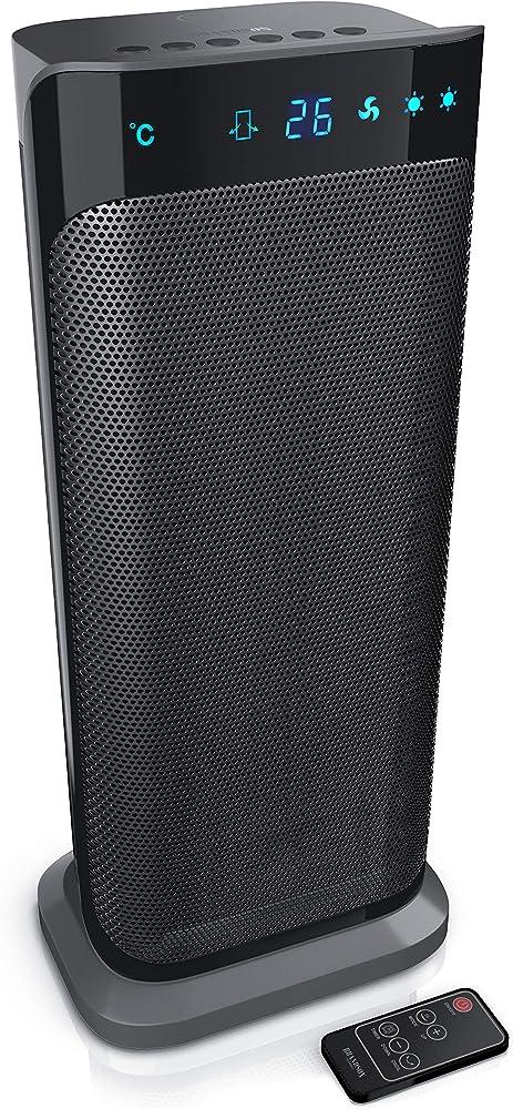 Brandson - termoventilatore con telecomando 8565524557