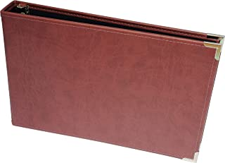 Best 7 ring leather planner binder Reviews