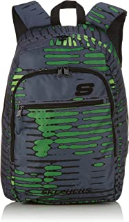 Skechers Laptop Backpack for Unisex, Green, 74105-18