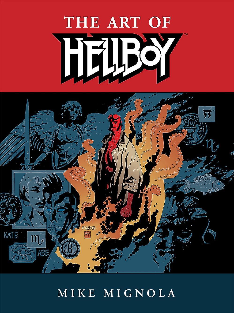 自宅で記念碑アーティキュレーションHellboy: The Art of Hellboy (English Edition)