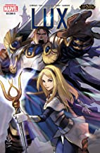 League Of Legends: Lux (Romanian) #5 (of 5) (Romanian Edition)