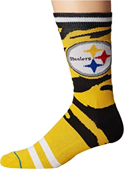Stance - Steelers Tigerstripe