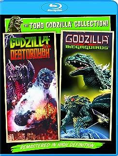 Godzilla Vs. Destoroyah / Godzilla Vs. Megaguirus: The G Annihilation Strategy - 2 Movie Set