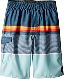 Rip Curl Kids Rapture Volley Boardshorts (Big Kids)