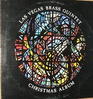 Las Vegas Brass Quintet Christmas Album