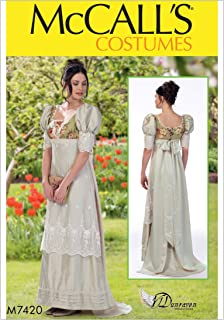 Best empire gown pattern Reviews