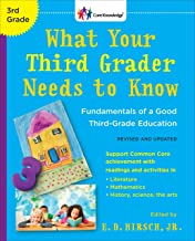 What Your Third Grader Needs to Know (Revised and Updated): Fundamentals of a Good Third-Grade Education (The Core Knowledge Series) PDF