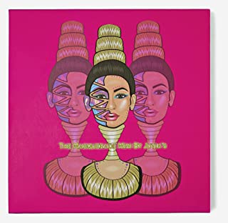 The Masquerade Mini Palette By Juvia's