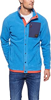 Burton Snowboards Men's Hearth Snap-Up Fleece Shirt