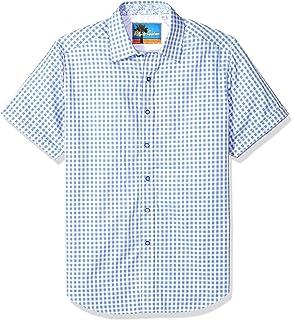 Robert Graham Men's Morales Short Sleeve Shirt