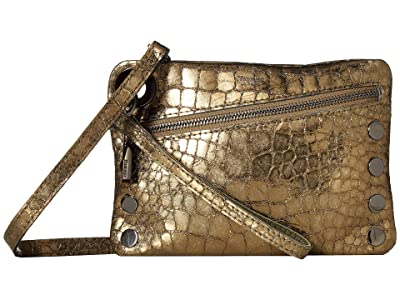 Hammitt Nash Small (Eucalyptus Nilo/Gunmetal) Handbags