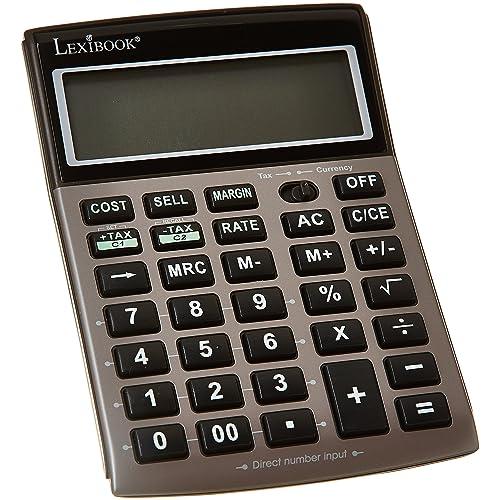Lexibook - PLC251 - Calculatrice de bureau pro