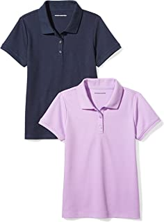 girl polo school uniform