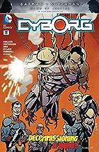 Cyborg (2015-2016) #8 (Cyborg (2015-))