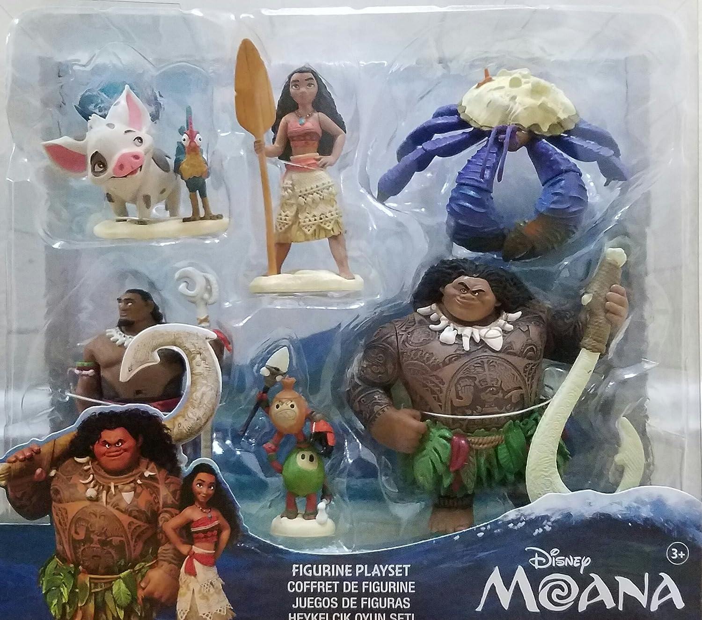 Disney Collection Moana Figurine Playset by Disney