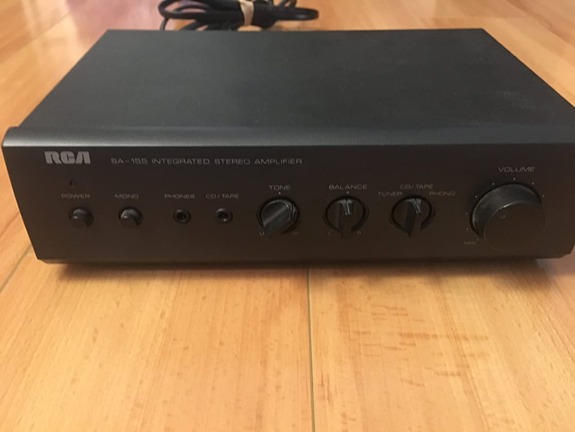 RCA SA-155 Mini Stereo Amplifier