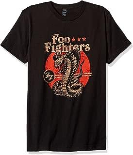 Men's Foo Fighters Cobra Mens Soft T-Shirt