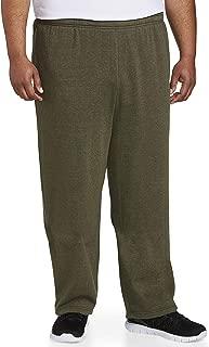 Amazon Essentials Men's Big & Tall Fleece Sweatpant fit by DXL