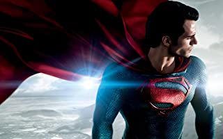 Man Of Steel Super Man Henry Cavill Limited Print Photo Movie Poster 27x40 #4
