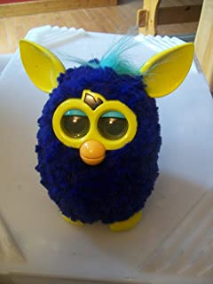 Furby 2012 Purple/Yellow