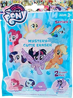 Hasbro My Little Pony Cutie Eraser, 2ct