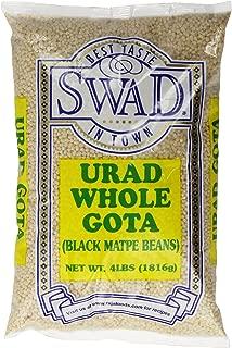 Swad Urad Whole, 4 Pound
