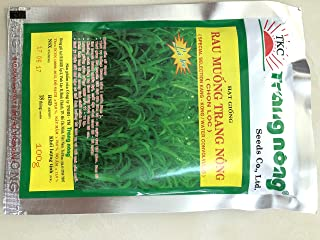 Hat giong rau muong 100g (Morning glory, water spinach) High germination rate, & yield, pest free.