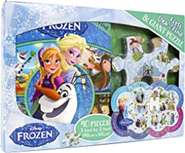 Disney - Frozen First Look and Find & Giant Puzzle - PI Kids