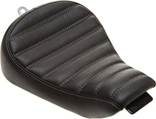 Biltwell S8-VIN-04-BH Sporty-8 Seat (With Hand-Stitched Horizontal Design)