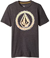 Volcom Kids - Buzz Stone Short Sleeve Tee (Big Kids)