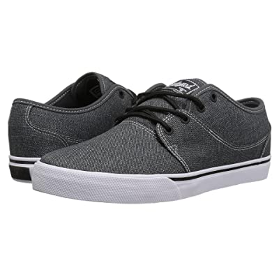 Globe Mahalo (Black Chambray) Men